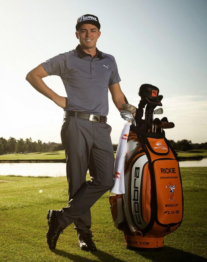 american golfer  cobra puma golf extends partnership with