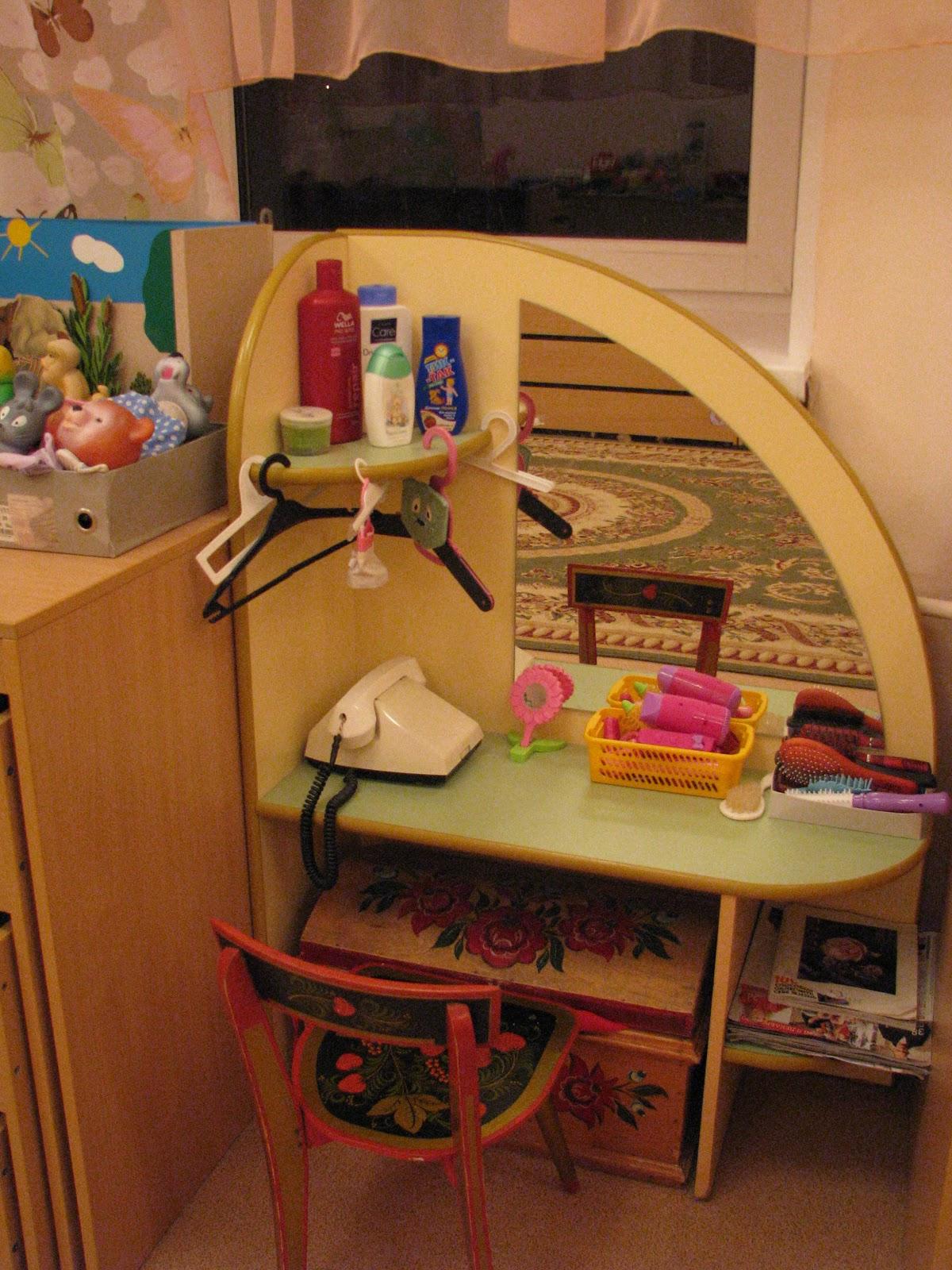 Парикмахерская для детского сада своими руками 46