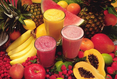 Natural Smoothies Healthy (and delicious)