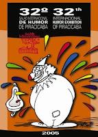 Artista Selecionado - Tiras -  Salão Internacional de Humor - Piracicaba, SP (2005)
