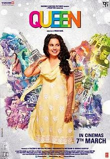 Queen (2014) 3gp, MP4, AVI