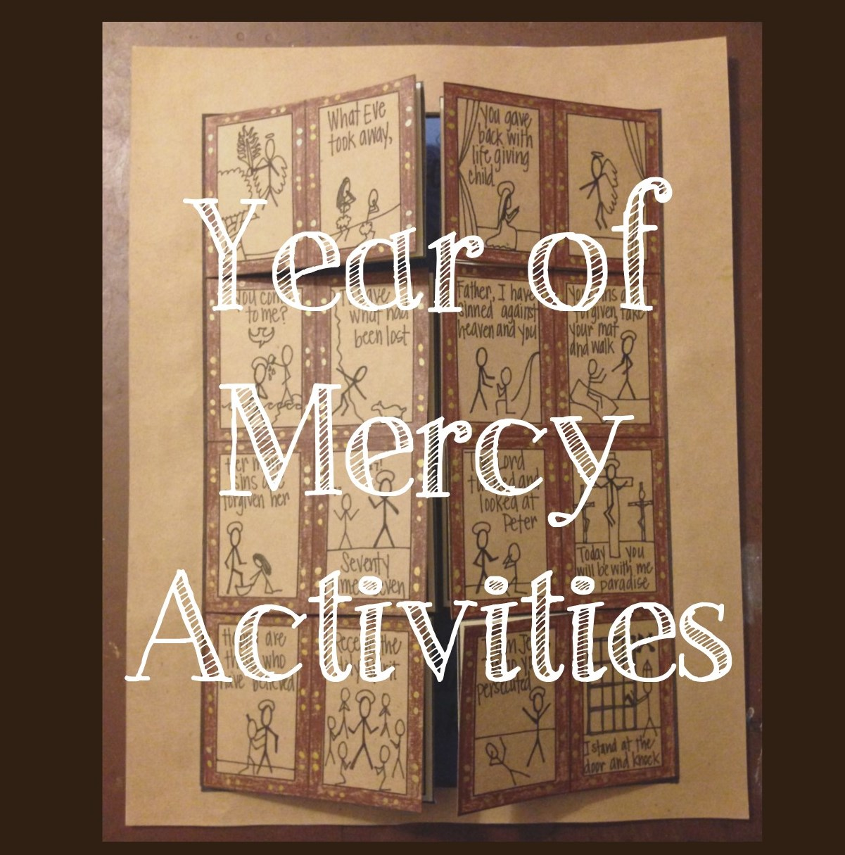Year of Mercy Activities