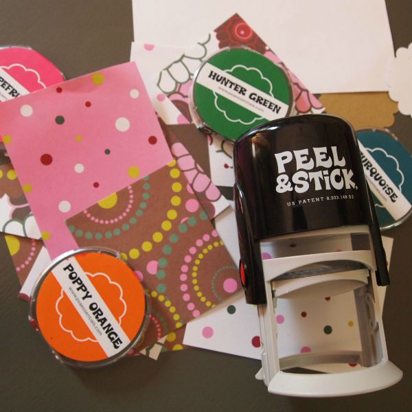 It's easy to make lunch box messages with #PSAEssentials stamper!