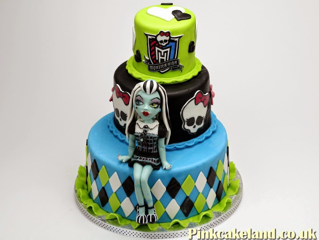 Monster High Cakes in London
