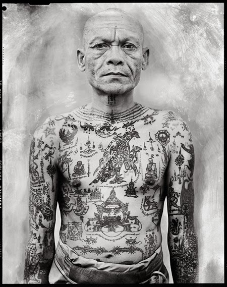 On the other side of the eye sacred ink the sak yant tatoos for Sacred ink tattoo