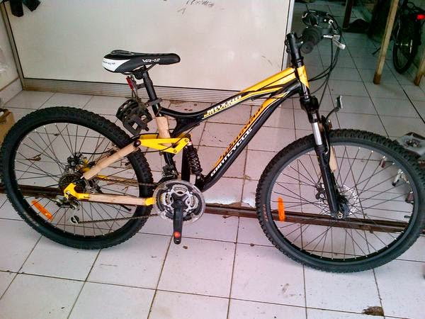 GOWES BIKE: Sepeda Wimcycle MTB 26 Maxxis DX