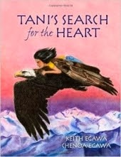 Tani's Search for the Heart cover
