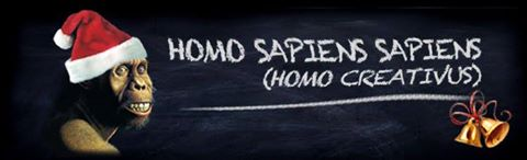 HOMO SAPIENS SAPIENS=HOMO CREATIVUS