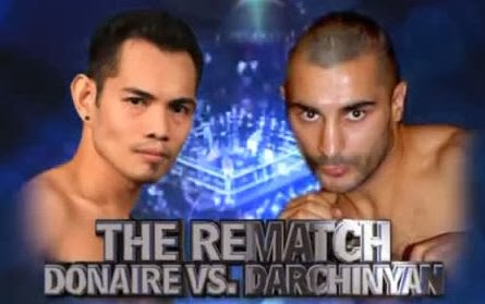 donaire stops darchinyan in the ninth round of their rematch