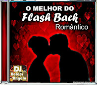 CD O melhor do Flash Back Romantico 2015 Sem Vinheta By DJ Helder Angelo