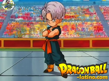 Dragon Ball Z capitulo 213