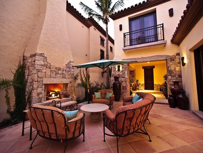 Estilo rustico hotel en mexico en estilo rustico mexicano - Casas con estilo rustico ...