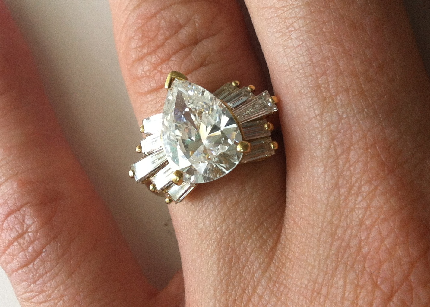 Perhaps The Most Beautiful Ring We Have EVER Sold / Have You Seen ...