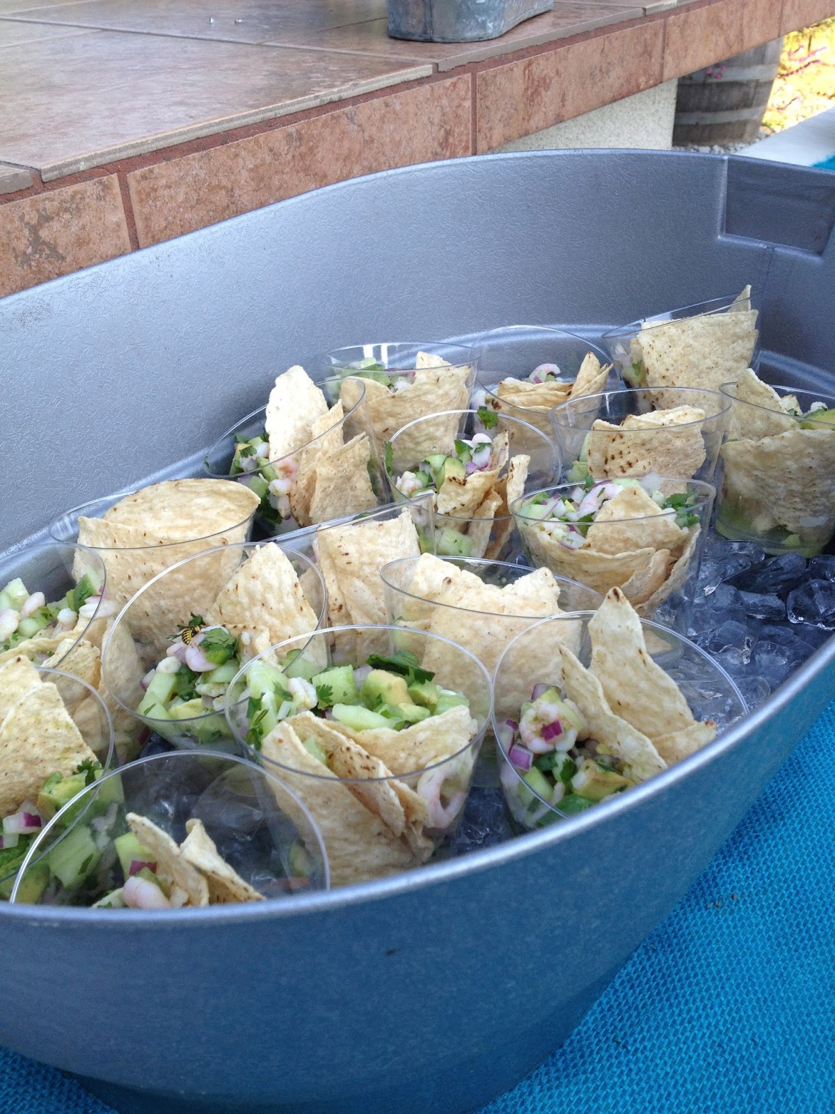 Clean And Light Summer Party Food For Moms 60th Birthday