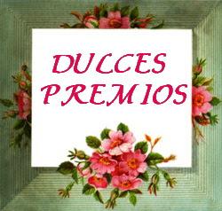 PREMIOS Y MIMOS
