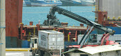 Mil 500 toneladas de alimentos ingresaron por Guanta