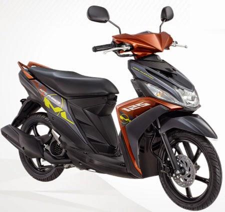 gambar motor Mio M3