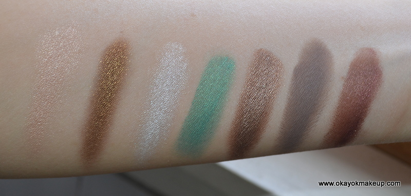 maybelline cream shadows