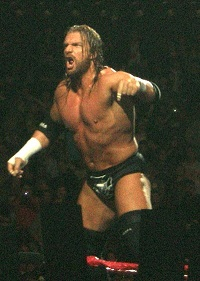 HHH Returned to WWE Raw on 25/02/2013