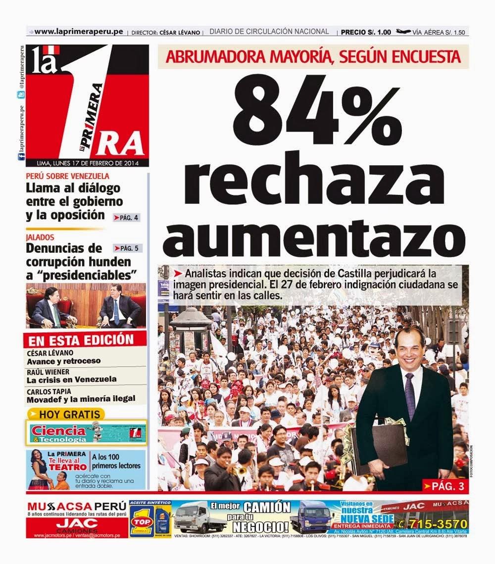 Colectivo ciudadano tolerancia y democracia t y d for Ministros del peru