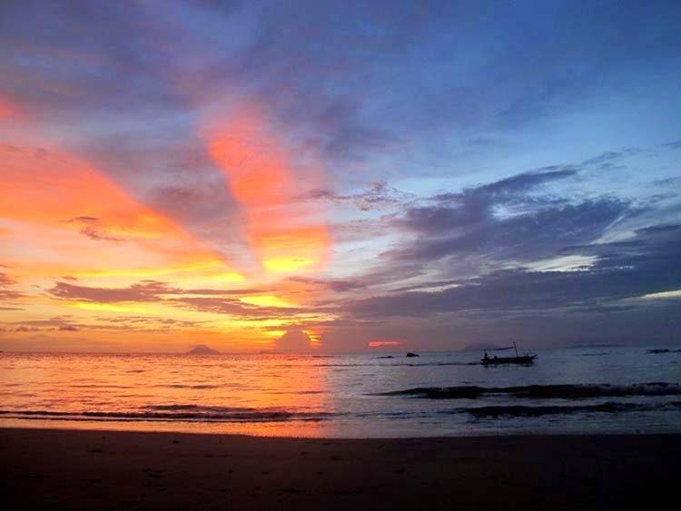 Pantai Pasir Putih Florida