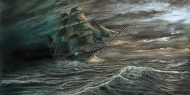 Ο θρύλος του Ιπτάμενου Ολλανδού – Τι κρύβεται πίσω από το διάσημο ναυτικό παραμύθι;