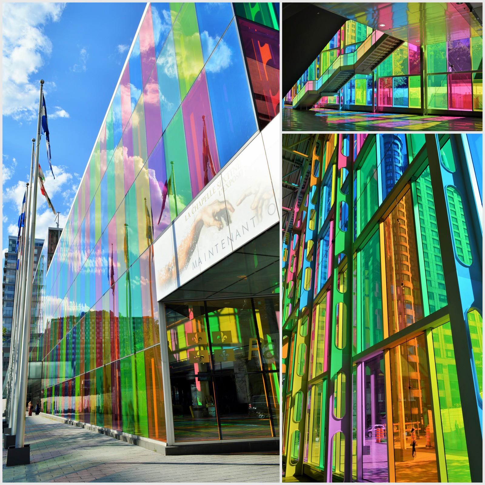 La Chapelle Sixtine de Michel-Ange - L'exposition