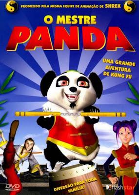 O Mestre Panda: Uma Grande Aventura de Kung Fu - DVDRip Dual Áudio