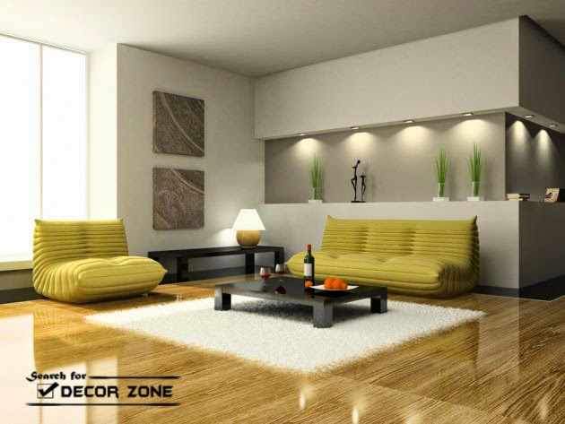 12 Creative Modern Living Room Designs And Ideas
