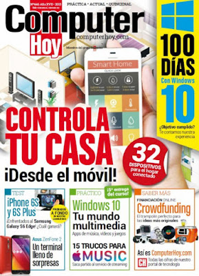 Revista Computer Hoy España – 6 Noviembre 2015 – PDF True