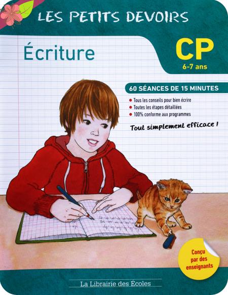 Les petits devoirs : Ecriture - La Librairie des Écoles