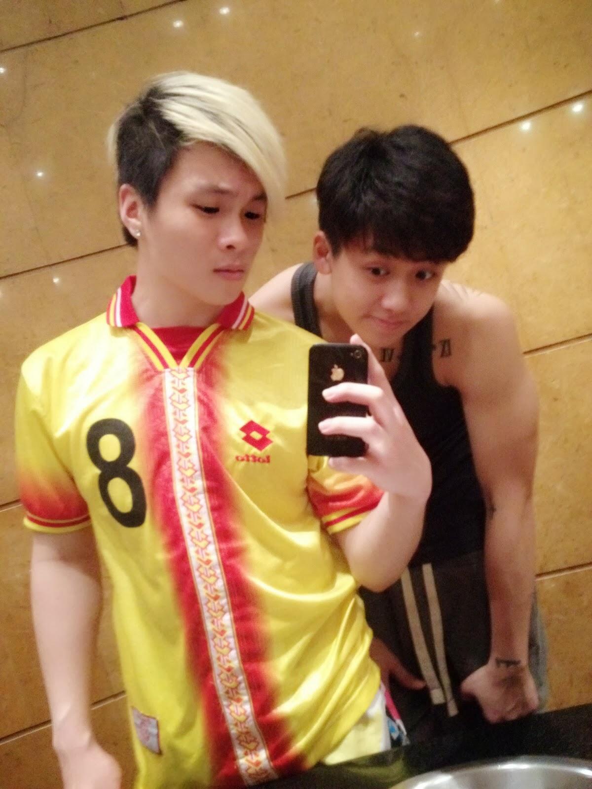 Ray 陳學沿 (raytansy) & 寶弟 葛兆恩 Andy Ko