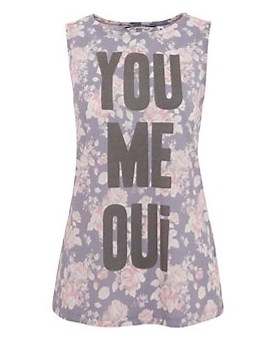 You Me Oui - Paris tshirt New Look
