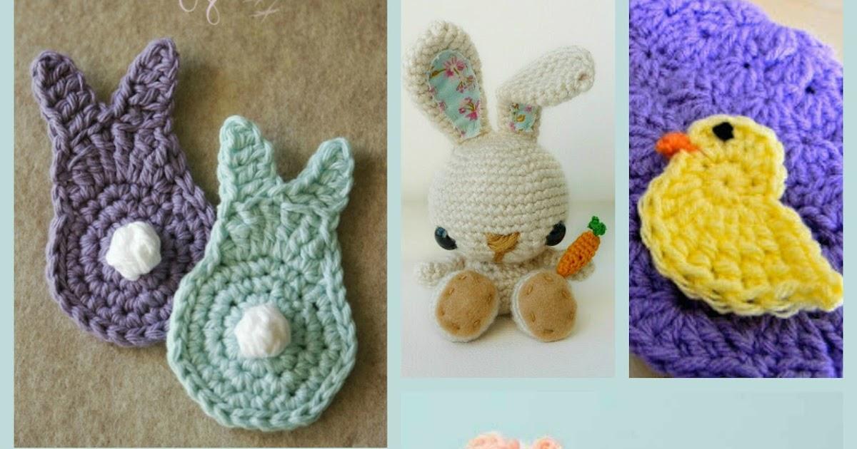 Free Crochet Pattern Easter Hat : Hopeful Honey Craft, Crochet, Create: 5 Free Easter ...