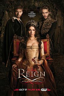 Bí Mật Vương Triều Phần 1 - Reign Season 1 2013 Poster