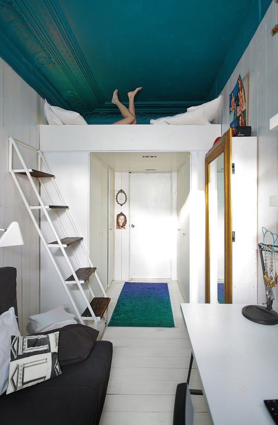 la fabrique d co logement tudiant maximiser l 39 espace. Black Bedroom Furniture Sets. Home Design Ideas