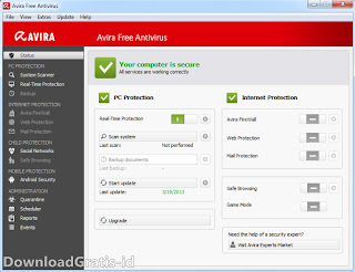Antivirus Ampuh Cepat dan Gratis