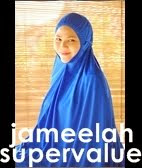 JAMEELAH SUPER VALUE - sepasang -