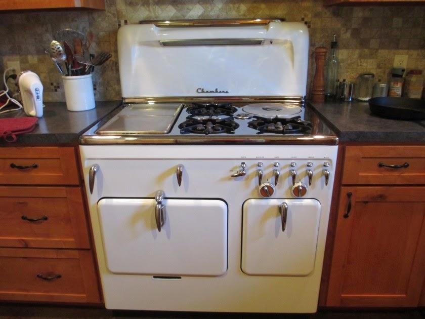 Chambers stove range