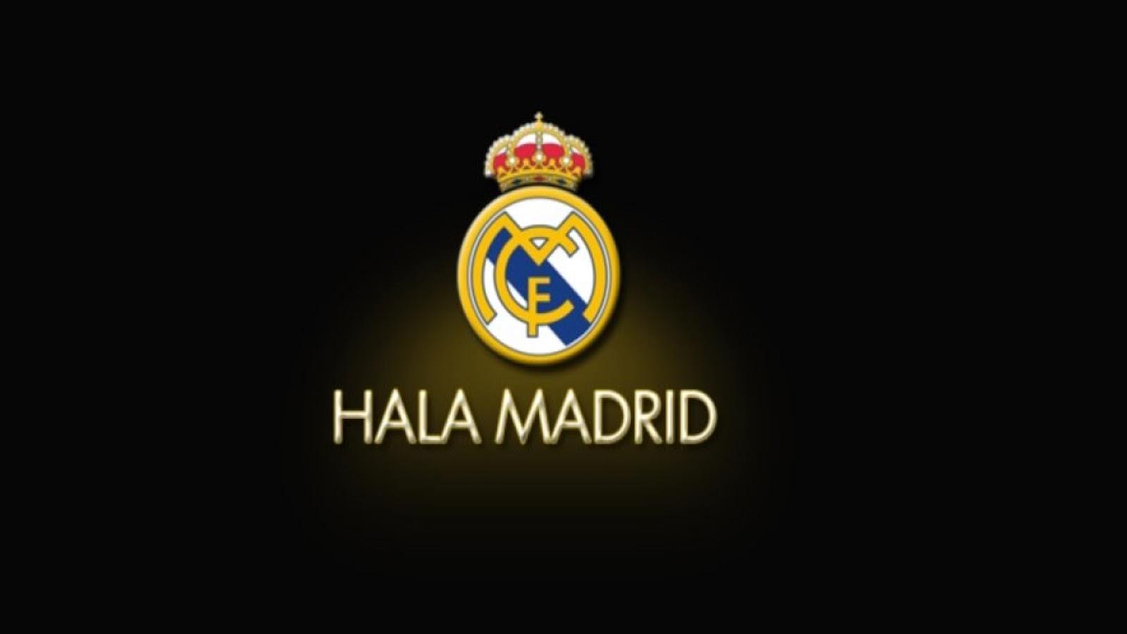 Top 10 Real Madrid FC HD Wallpapers | FOOTBALL STARS WORLD
