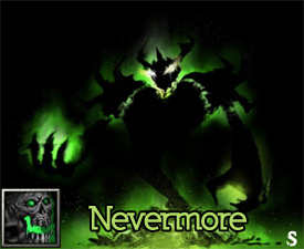 Nevermore Item Build