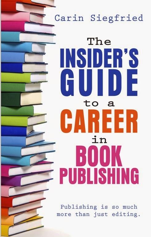 Caroline Bookbinder Why Work In Book Publishing