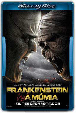Frankenstein vs. a Múmia Torrent Dublado
