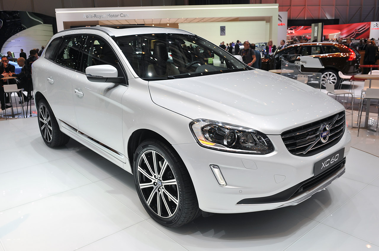 automotiveblogz 2014 volvo xc60 geneva 2013 photos. Black Bedroom Furniture Sets. Home Design Ideas