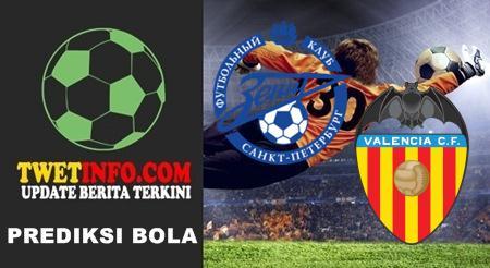 Prediksi Zenit U19 vs Valencia U19