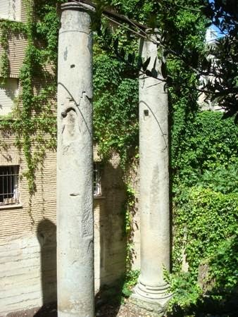 Columnas Romanas c/mármoles - Sevilla