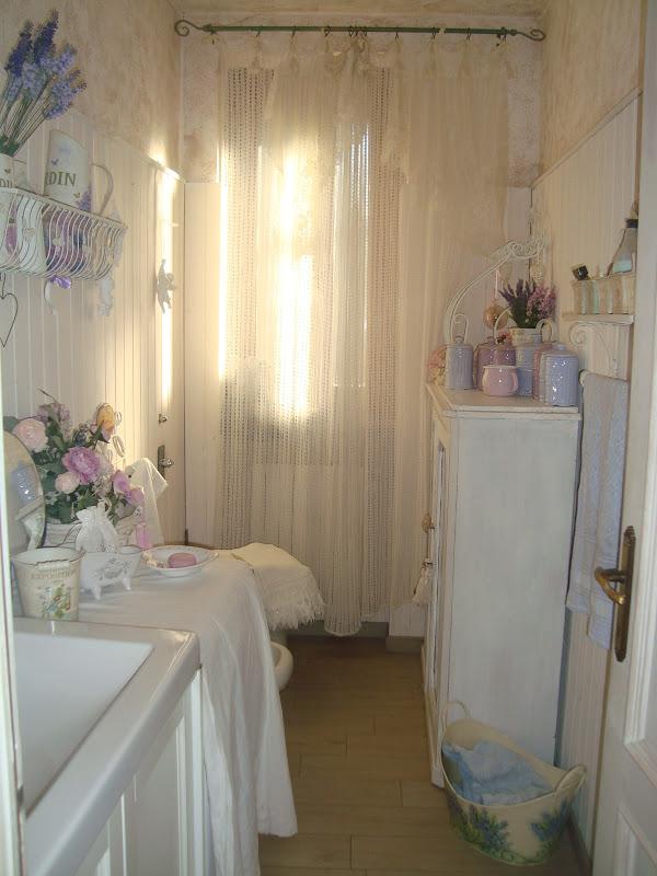 Il sogno shabby di marina...the my shabby house: il mio bagno ...