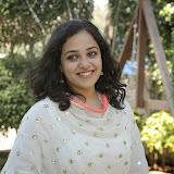 Nitya meenon Latest Photo Gallery in Salwar Kameez at New Movie Opening 32