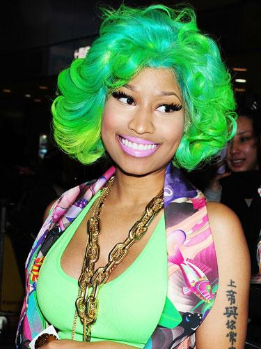 Coloration cheveux vert d'eau