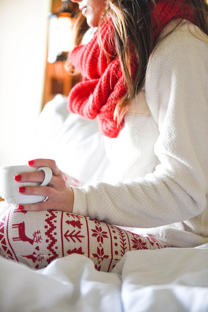 christmas pajamas with nordstrom alyson haley - Nordstrom Christmas Pajamas